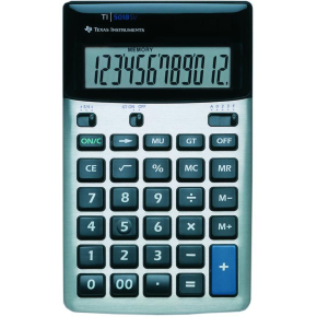 Texas TI-5018SV mini bordregner