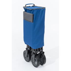 Foldbar trækvogn, 100 kg, 94x53x61 cm