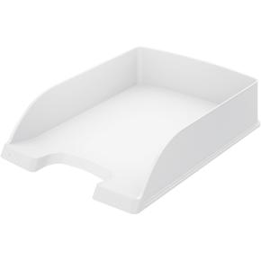 Leitz Plus Standard brevbakke, hvid