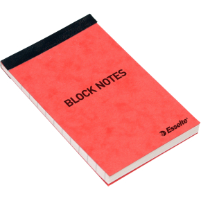 Lomme notesblok 105 x 65mm, 50 blade
