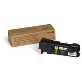 Xerox 106R01596 lasertoner, gul, 2500s