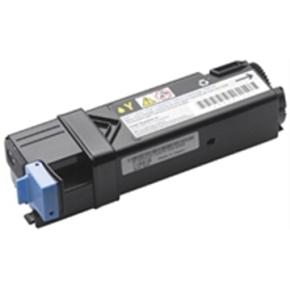Dell 593-10264 lasertoner, gul, 1000s