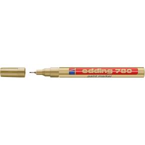Edding 780 paintmarker 0,8mm, guld