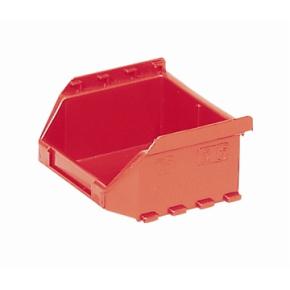 Systembox 6, (DxBxH) 85x100x50, Rød