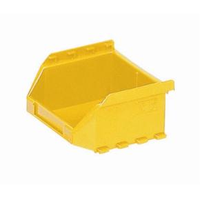Systembox 6, (DxBxH) 85x100x50, Gul