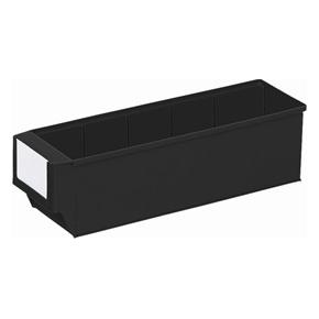 Systemkasse 1, (DxBxH) 300x91x81, Mørkegrå