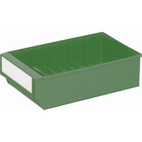 Systemkasse 2, (DxBxH) 300x183x81, Grøn