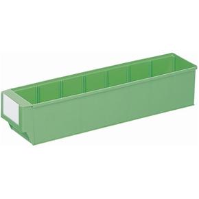 Systemkasse 3, (DxBxH) 400x91x81, Grøn