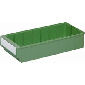 Systemkasse 4, (DxBxH) 400x183x81, Grøn