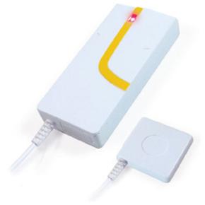 SafeHome trådløs vibrationssensor til glasvindue