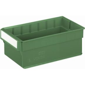 Systemkasse 5, (DxBxH) 400x235x145, Grøn