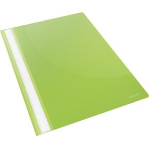 Esselte Vivida tilbudsmappe, A4, uden lomme, grøn
