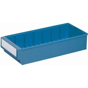 Systemkasse 4, (DxBxH) 400x183x81, Blå