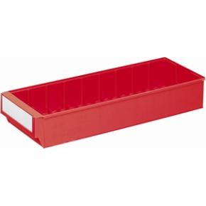 Systemkasse 7, (DxBxH) 500x183x81, Rød