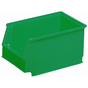 Systembox 4, (DxBxH) 230x150x130, Grøn