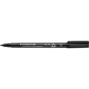 Staedtler Lumocolor universal marker 1,0mm, sort