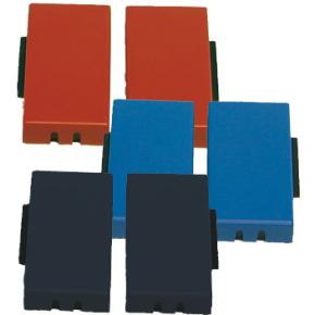 Stempelpude kompatibel til Alpo 40, 2 stk., sort