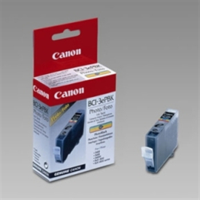 Canon BCI-3EPBK blækpatron, fotosort, 390s