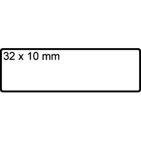 Avery 3320 manuelle etiketter, 32 x 10mm, 1144stk