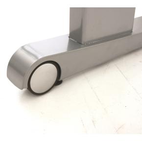 STEADY hæve/sænkebord 180 cm centerbue, ahorn