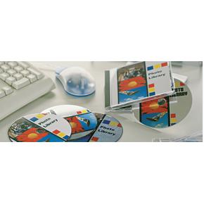 Avery J8435-25 CD-omslag,151 x 118mm, 50stk
