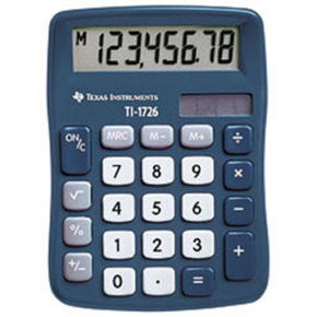 Texas Instruments TI-1726 lommeregner