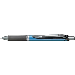 Pentel Energel BLN-75 0,3 mm, rollerpen, sort