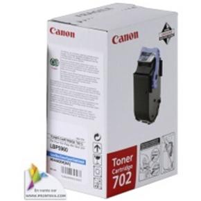 Canon nr.702C/9644A004AA lasertoner, blå, 6000s