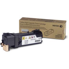 Xerox 106R01454 lasertoner, gul, 2500s