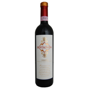 Montagnana Chianti, rødvin