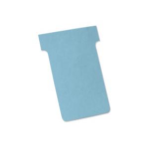Legamaster T-card til inddelingstavle, blå