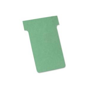 Legamaster T-card til inddelingstavle, grøn
