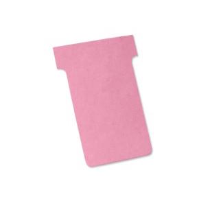 Legamaster T-card til inddelingstavle, pink