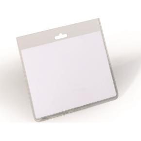 Durable navneskilt 90x60 mm, uden clips