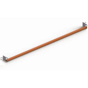 META pallebagstop let 50 mm,l.180,SR 85,Pulverlak