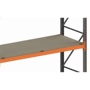 META palle spånpladehyl.38 mm z-bærejern.,338x110