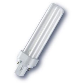 Osram Dulux D Kompakt Lysstofrør 26W/827, G24d-3