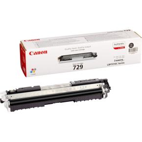 Canon CRG729/4370B002 lasertoner, sort, 1200s