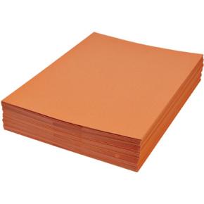 DKF Kartonmappe nr. 103, A4, orange