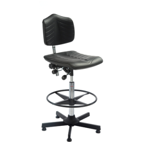 Premium arbejdsstol, fodring, 63-89 cm