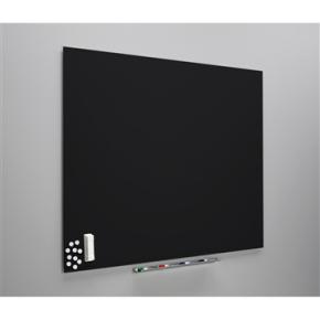 Vanerum Diamant whiteboard 118x150, sort