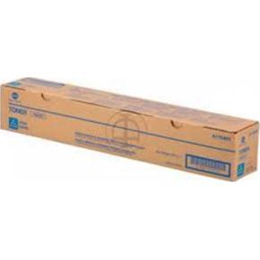 Konica Minolta A11G451 lasertoner, blå, 26000s