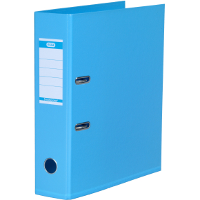 Elba Strong-Line brevordner A4, 80mm, lyseblå