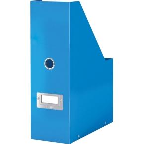 Leitz Click & Store tidsskriftholder, blå