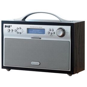 Scansonic DA-88 DAB-radio, sort