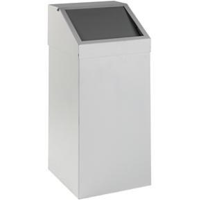 Affaldsspand Square one 100 liter, 380x400x880 mm