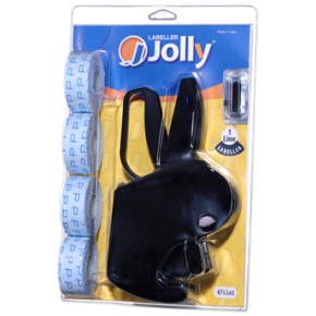 Jolly JC6 1 liniet prismærkningsæt