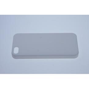 iPhone 5/5s/5SE hard case cover, hvid