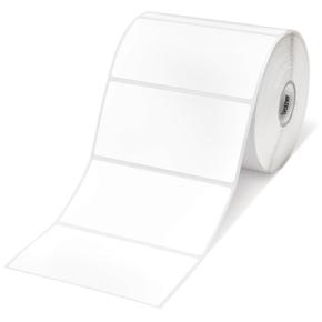 Brother RD Papirlabel 102 mm x 50 mm, 836 stk