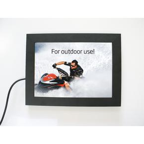 LED klip-klap ramme, 50x70 cm